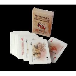 Hiiumaa playing cards